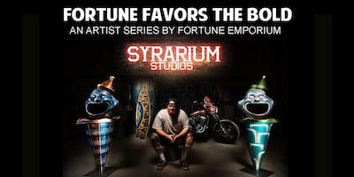 Fortune Favors the Bold: An Artist Series by Fortune Emporium