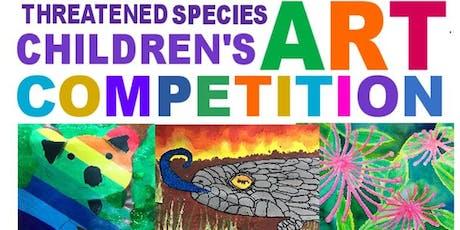 Threatened Species Art Competition- workshop (Warilla) tickets