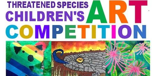 Threatened Species Art Competition- workshop (Warilla)