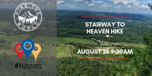 NJspots & Hike the World: Stairway to Heaven Hike