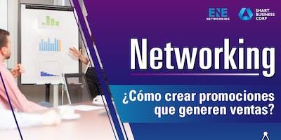 Networking: Cómo crear promociones que generen ventas