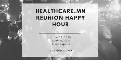Healthcare.MN Reunion Happy Hour
