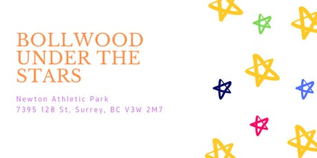 Bollywood under the stars tickets