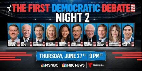 Midtown Debate Watch Party Night 2 + Steve Bullock  tickets