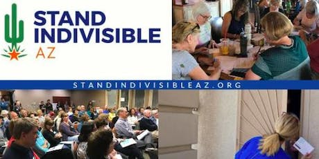 Stand Indivisible Monthly Meeting - August tickets