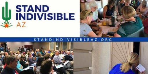Stand Indivisible Monthly Meeting - August