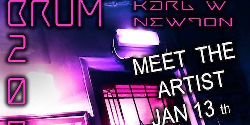 BR:UM 2084 - Photography Exhibition Meet The Artist Evening