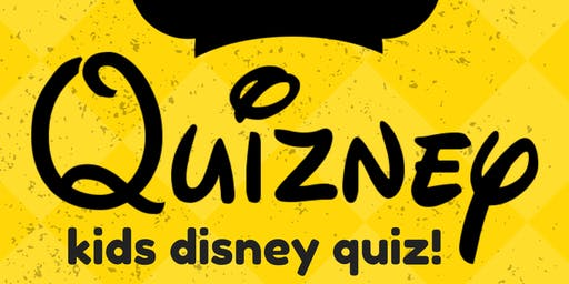Quizney Trivia Night - Disney Quiz