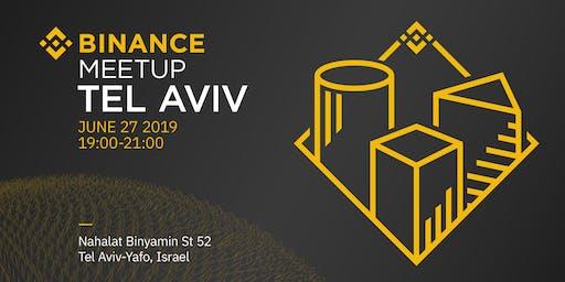 Binance Tel Aviv Meetup