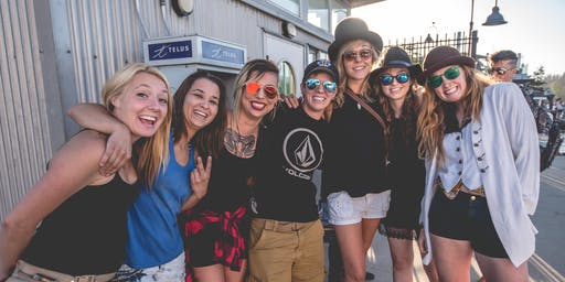 Chicks Ahoy! Pride Boat Cruise Party 2019