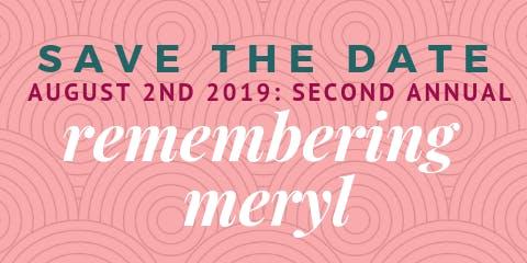 Remembering Meryl