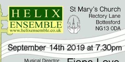 Helix Ensemble Concert