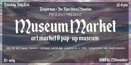 Museum Market tickets