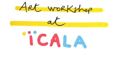 Hervé Tullet's Art Workshop tickets