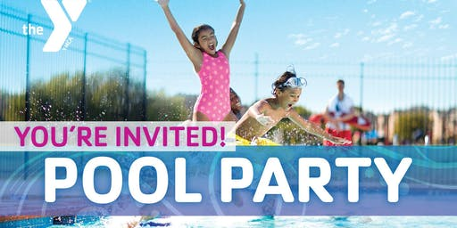 Baxter YMCA Community Pool Party