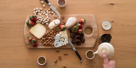 Specialty Cheese and Tea Degustation tickets