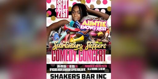 Spartanburg Comedy Concert