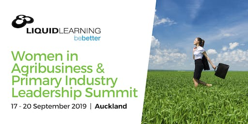 Women in Agribusiness & Primary Industry Leadership Summit