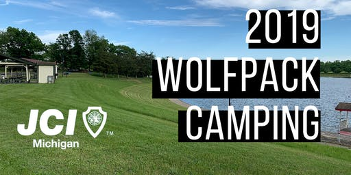 JCI Michigan Wolfpack Camping Weekend
