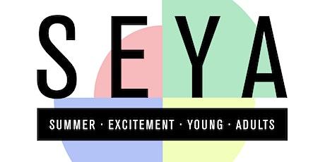 SEYA- February 2020 tickets