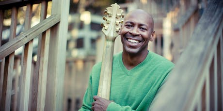 An Evening with Kevin Eubanks tickets