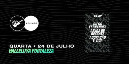 Lounge Halleluya 2019 - Quarta-feira