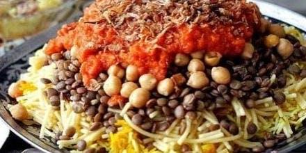 International Flavors of San Antonio: Egyptian Street Food
