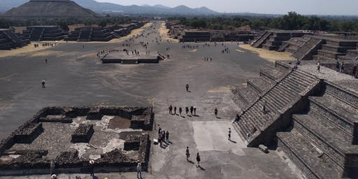 Teotihuacan 12 pm a 5 pm