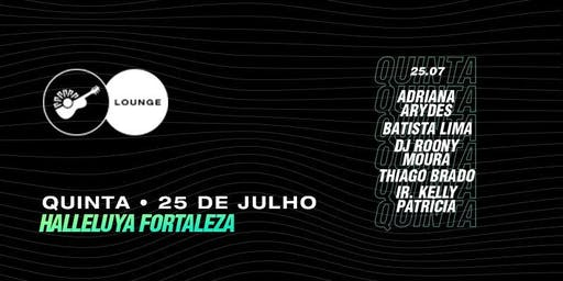 Lounge Halleluya 2019 - Quinta-feira
