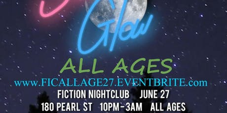 Toronto All Ages Glow Party tickets