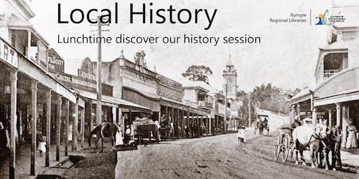 Local History Talk - Family History
