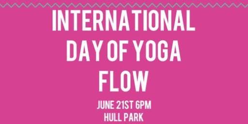 International Yoga Day Flow!