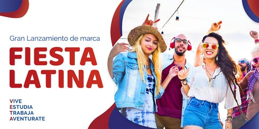 Gran Lanzamiento de Marca - Fiesta Latina  - Medellín