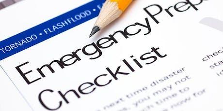 Emergency Preparedness for Arts Organizations tickets