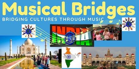 Musical Bridges - INDIA Class tickets