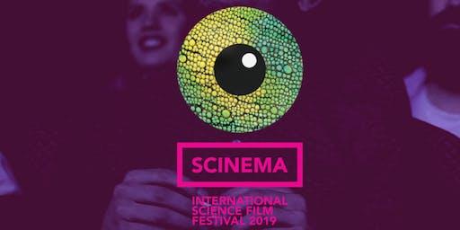 SCINEMA 2019: International Film Festival for National Science Week