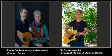 Idaho Contemporary Instrumental Concert Series tickets