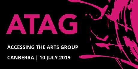 ATAG - Canberra 10 July 2019 tickets