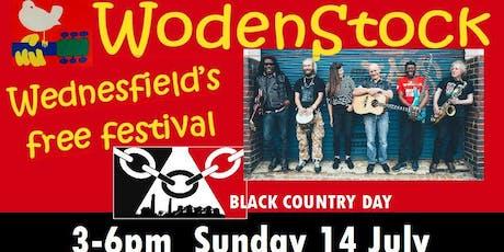 Wodenstock tickets