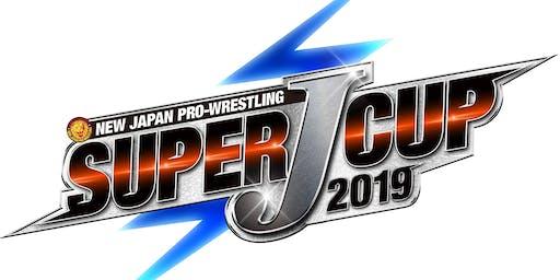 Super J Cup 2019 in Seattle