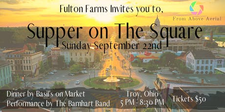 Supper on The Square tickets