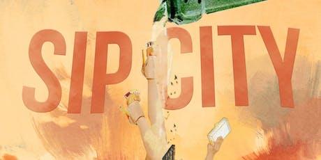 SIP CITY tickets