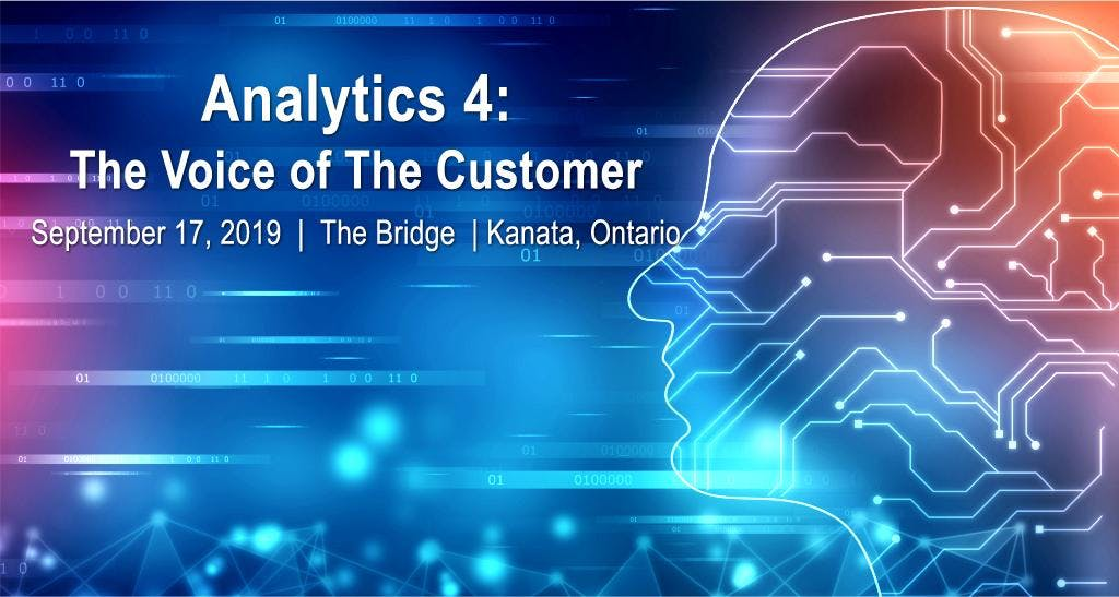 ANALYTICS 4 - The Voice of the Customer
