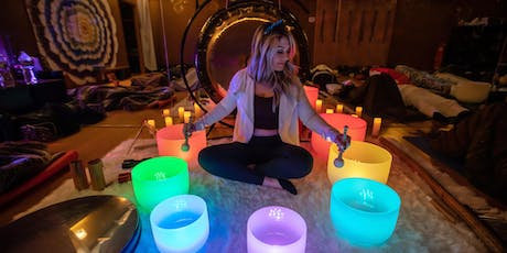 Sound Healing Meditation (Sound Bath) - Campbell 7:00pm tickets