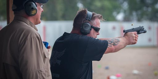 2019 South Dakota Salutes  - Pistol Tournament
