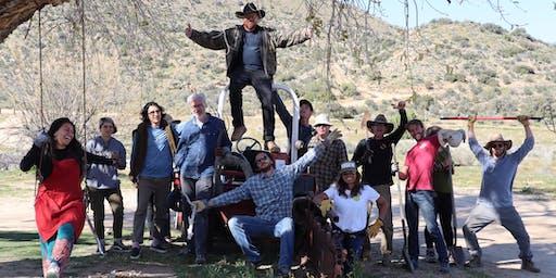 Community Work Day at Desert Bloom
