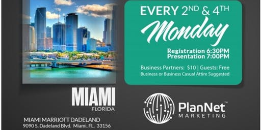 Business Opportunity Event