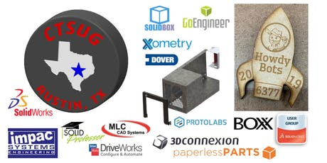 Central Texas SOLIDWORKS User Group: Summer Event; Sheet Metal and Robotics tickets