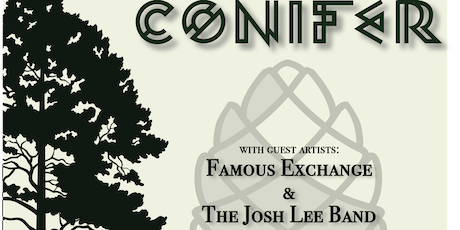 Conifer, Famous Exchange, The Josh Lee Band in the Lounge tickets