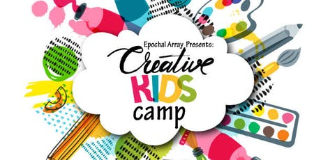 Creative Kids Camp tickets